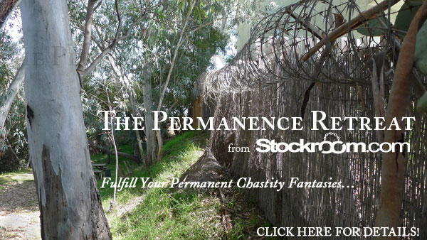 The Permanence Retreat - Permanent Chastity Destination Resort