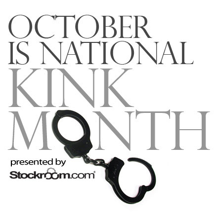 October is National Kink Month
