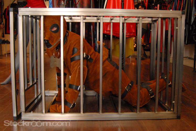 Stockroom Puppy Suit 01