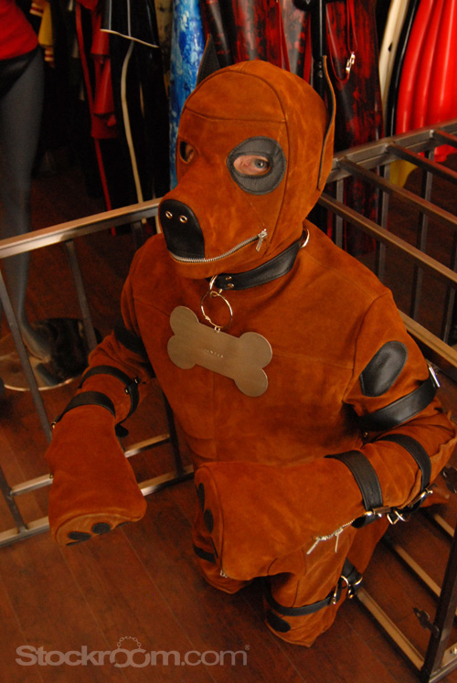 Stockroom Puppy Suit 09