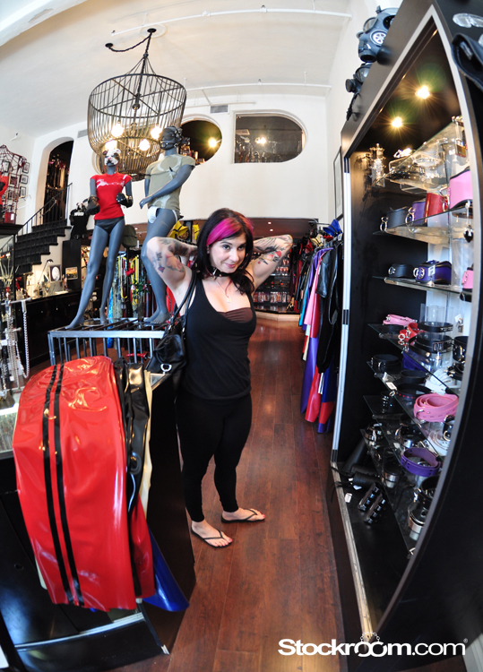 Joanna Angel Stockroom 2