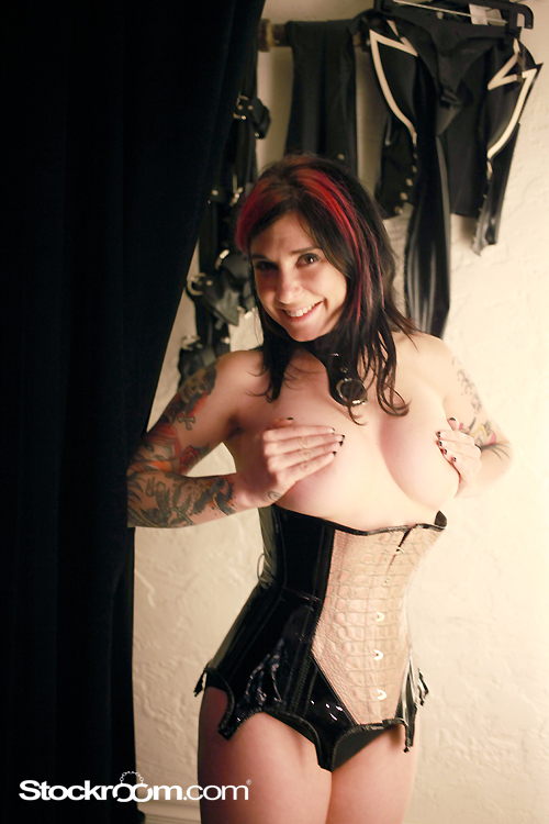 Joanna Angel Stockroom 6