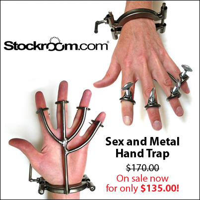 Sex & Metal Hand Trap