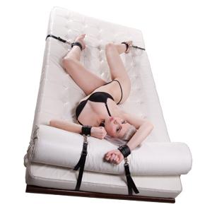 Kinklab Bedspread Under Bed Bondage Straps