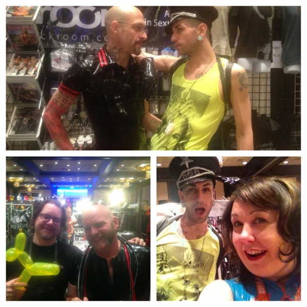 Our Stockroom crew is waiting to meet you at IML!