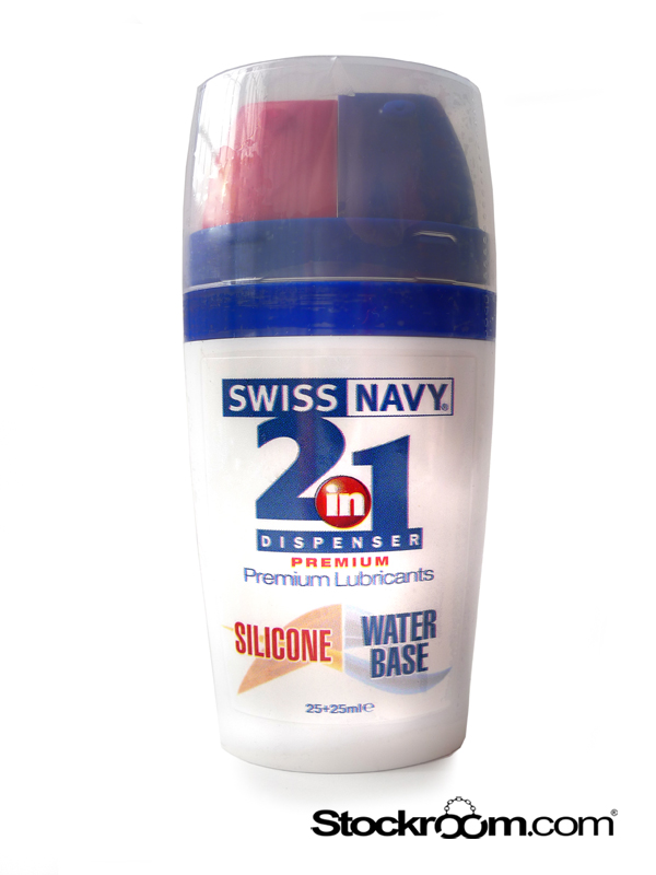 2-in-1 Swiss Navy Lube