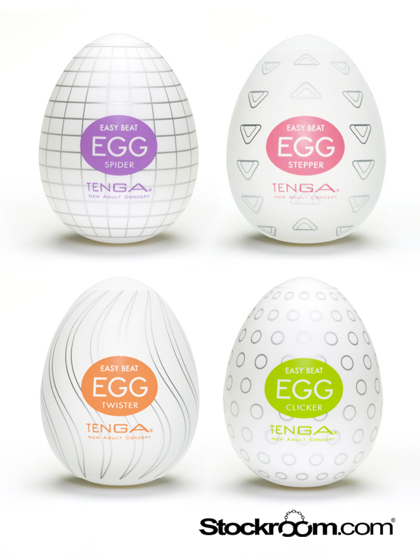 Tenga Egg Male Masturbators