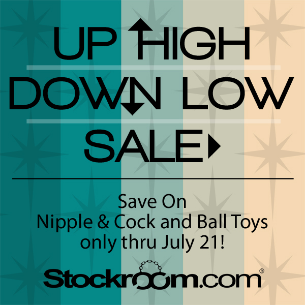 Stockroom Up High Down Low Sale