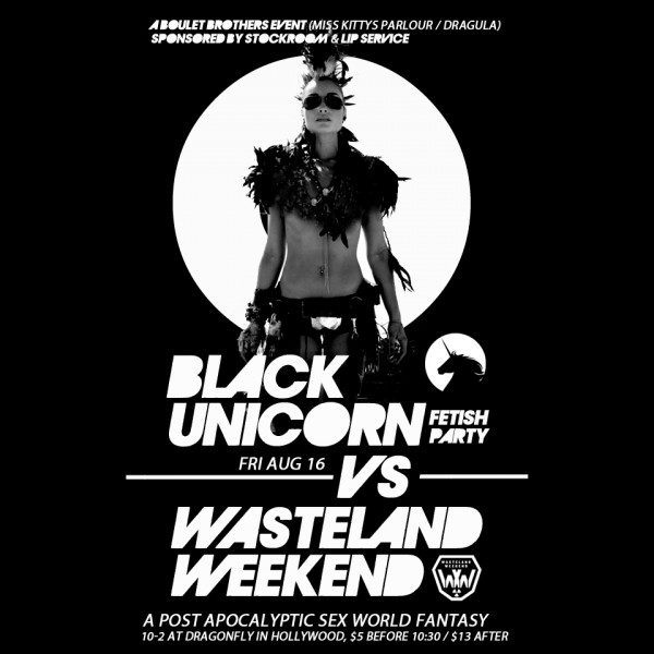 black unicorn wasteland weekend
