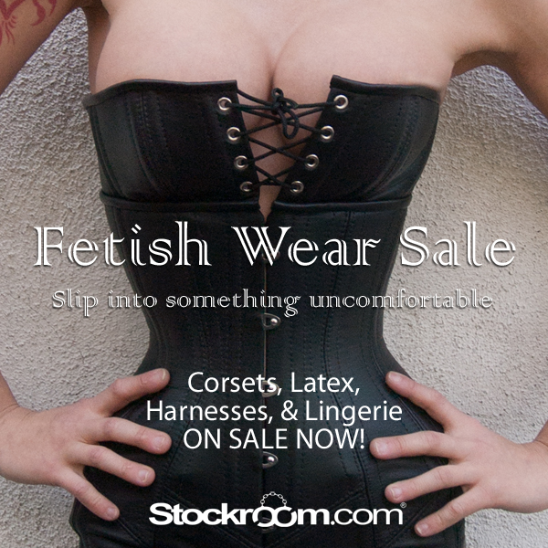 Stockroom Fetish Wear Sale