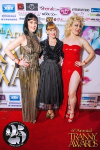 Snow Mercy and Hudsy Hawn on the Red Carpet