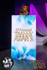 JuJuBee hosts Tranny Awards
