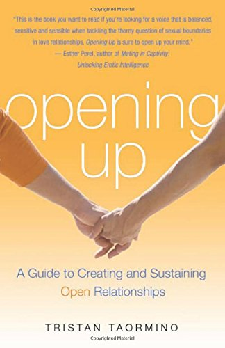 Opening Up - Tristan Taormino Book Cover