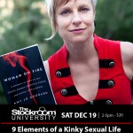 Amy Jo Goddard - 9 Elements of a Kinky Life